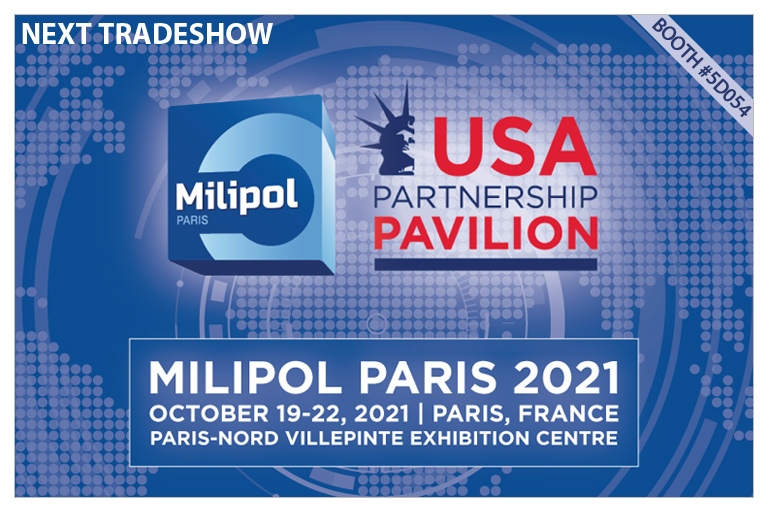 Milipol-Paris 2021